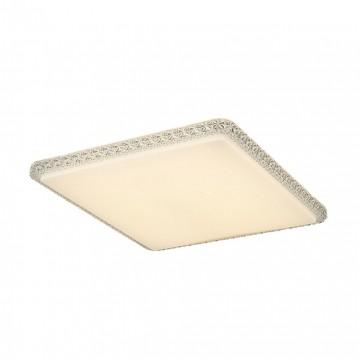 Потолочный светодиодный светильник Citilux Кристалино Слим CL715K720, LED 72W 3000K 5400lm, белый, металл, пластик - миниатюра 5