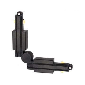 Поворотный соединитель для шинопровода Novotech Track Accessories 135021