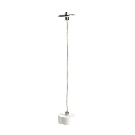 Основание подвесного светильника Azzardo Erebus AZ3392, 1xGU10x35W, белый, металл