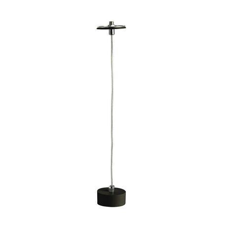 Основание подвесного светильника Azzardo Erebus AZ3393, 1xGU10x35W, черный, металл