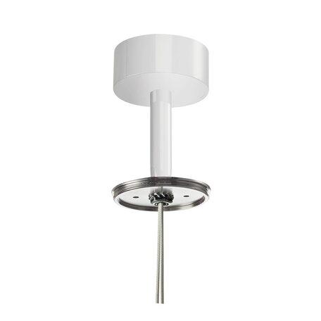 Основание потолочного светильника Azzardo Erebus AZ3394, 1xGU10x35W, белый, металл