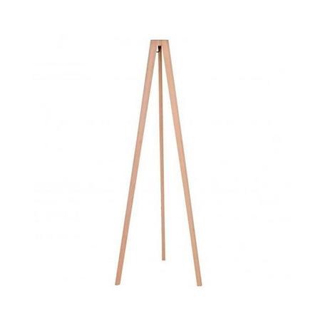Основание торшера Azzardo Tripod AZ3013, 1xE27x60W, коричневый, дерево