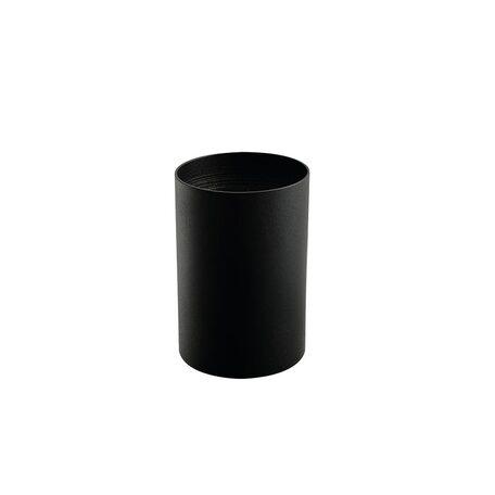 Плафон Azzardo Erebus AZ3384, черный, металл