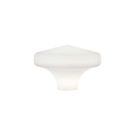 Плафон Ideal Lux Clio-3 145020, белый, металл