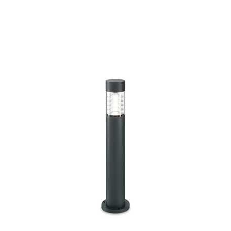 Светильник Ideal Lux Dema PT 243481, IP54, R7Sx60W, темно-серый, прозрачный, металл, стекло - миниатюра 1