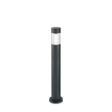 Светильник Ideal Lux Dema PT 248219, IP54, R7Sx60W, темно-серый, прозрачный, металл, стекло