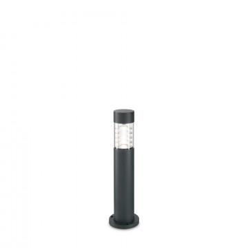 Светильник Ideal Lux Dema PT 248233, IP54, R7Sx60W, темно-серый, прозрачный, металл, стекло