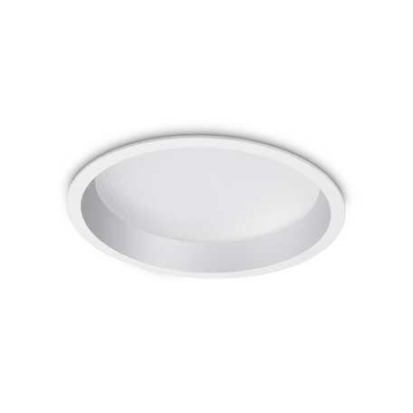 Светодиодный светильник Ideal Lux Deep 248783, LED 30W, белый, металл