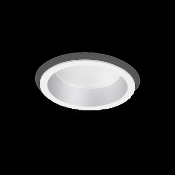 Светодиодный светильник Ideal Lux Deep 249018, LED 10W, белый, металл