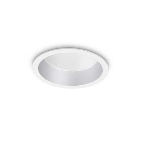 Светодиодный светильник Ideal Lux Deep 249025, LED 10W, белый, металл