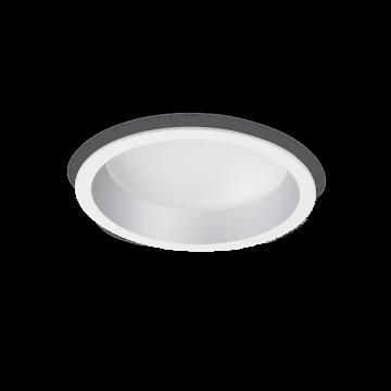 Светодиодный светильник Ideal Lux Deep 249032, LED 20W, белый, металл