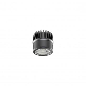 Светодиодный светильник Ideal Lux Dynamic Source 252971, IP54, LED 9W, черный, металл
