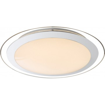 Потолочный светильник с пультом ДУ Globo Nicole 48365 3000-6000K/RGB