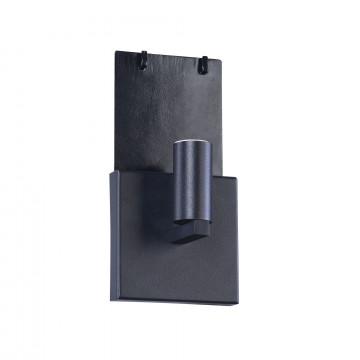 Основание настенного светильника Maytoni Toronto MOD974-WLBase-01-Black, 1xE14x40W, черный, металл