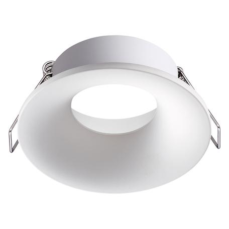 Встраиваемый светильник Novotech Metis 370640, 1xGU10x50W, белый, металл