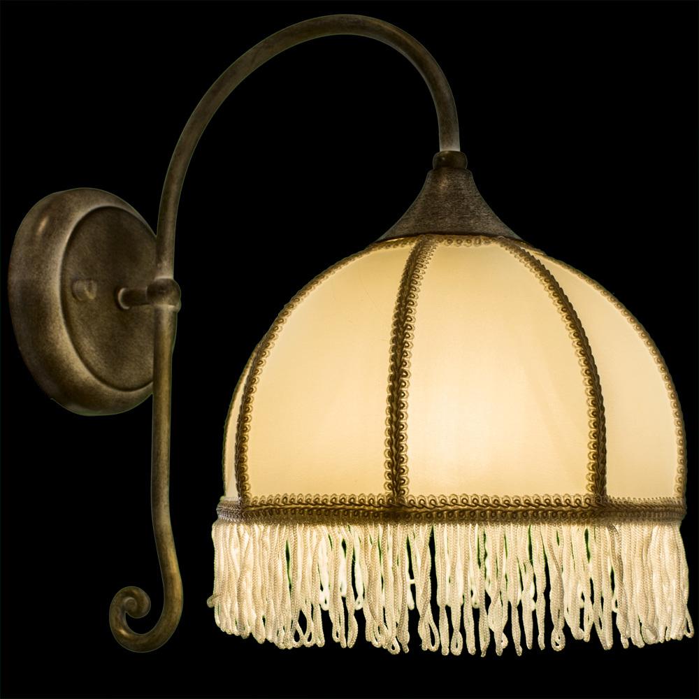 Arte Lamp Bianca A2116AP-1WG, 1xE14x60W, белый - фото 2