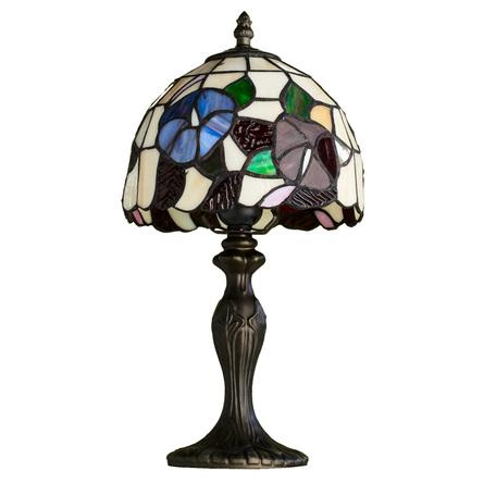 Arte Lamp Tiffany A3165LT-1BG, 1xE27x40W, разноцветный