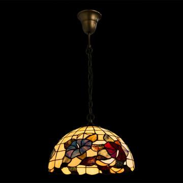 Arte Lamp Tiffany A3165SP-1BG, 1xE27x100W, разноцветный - миниатюра 2