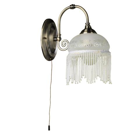 Arte Lamp Victoriana A3191AP-1AB, 1xE27x60W, белый