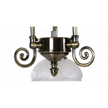Arte Lamp Victoriana A3191LM-3AB, 3xE27x60W, белый - миниатюра 4