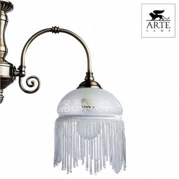 Arte Lamp Victoriana A3191LM-3AB, 3xE27x60W, белый - миниатюра 6