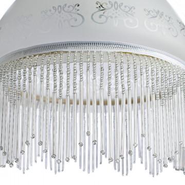 Arte Lamp Victoriana A3191SP-1AB, 1xE27x100W, белый - миниатюра 3