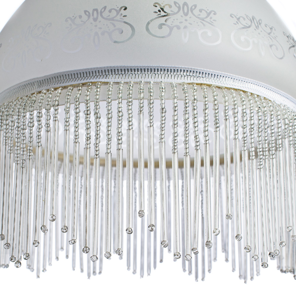 Arte Lamp Victoriana A3191SP-1AB, 1xE27x100W, белый - фото 3
