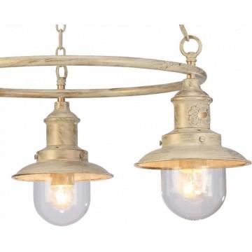 Arte Lamp Sailor A4524LM-3WG, 3xE27x60W, прозрачный - миниатюра 6