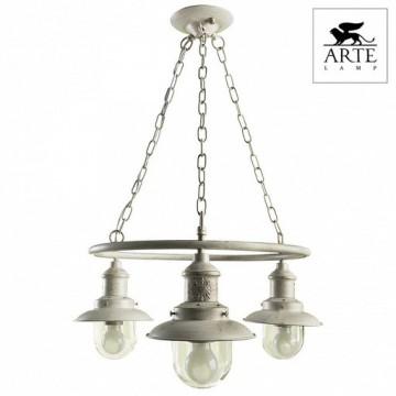 Arte Lamp Sailor A4524LM-3WG, 3xE27x60W, прозрачный - миниатюра 7