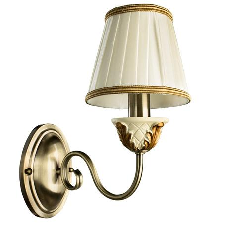 Arte Lamp Benessere A9570AP-1WG, 1xE14x40W, белый