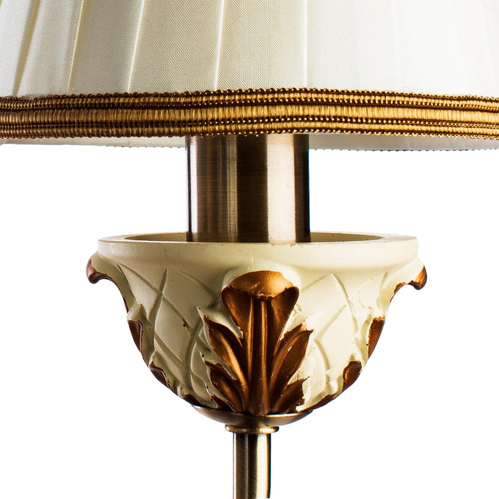 Arte Lamp Benessere A9570AP-1WG, 1xE14x40W, белый - фото 3