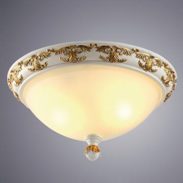 Arte Lamp Benessere A9570PL-2WG, 2xE14x40W, белый