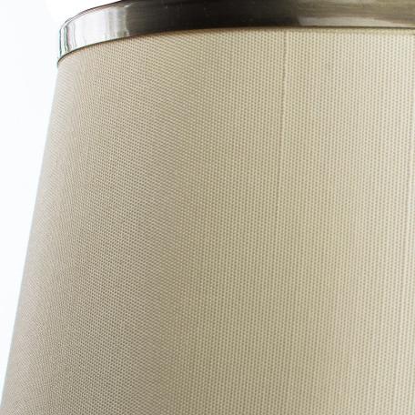 Подвесная люстра Arte Lamp Alice A3579LM-3AB, 3xE14x40W, бронза, бежевый, металл, текстиль - миниатюра 3