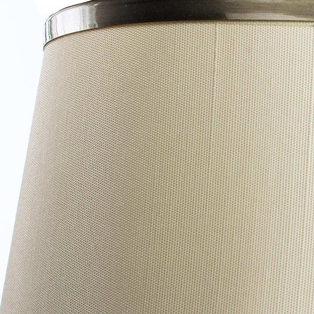 Подвесная люстра Arte Lamp Alice A3579LM-3AB, 3xE14x40W, бронза, бежевый, металл, текстиль - фото 3