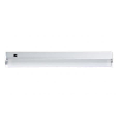 Мебельный светильник Paulmann Waveline 70406, 1xG5x13W, алюминий, белый, металл, пластик