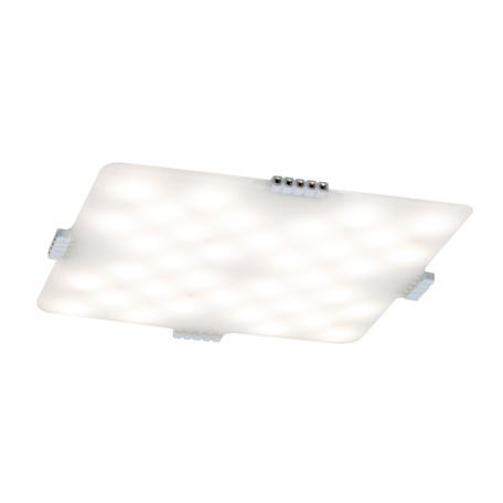 Мебельный светодиодный светильник Paulmann MaxLED Softpad 70713, LED 3,3W, белый, пластик