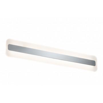 Настенный светодиодный светильник Paulmann Lukida 70463, IP44, LED 9W, хром, металл с пластиком