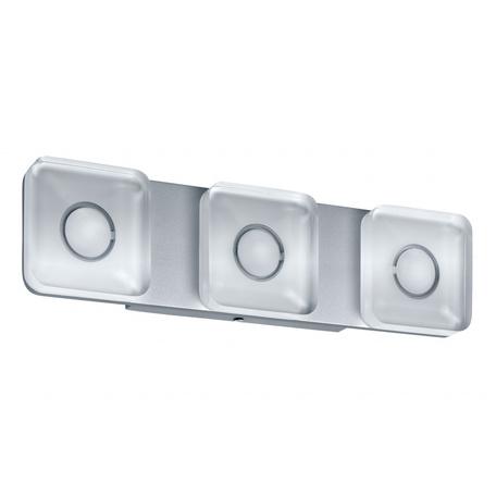 Настенный светодиодный светильник Paulmann Tucana 70474, IP44, LED 13,5W, металл, пластик