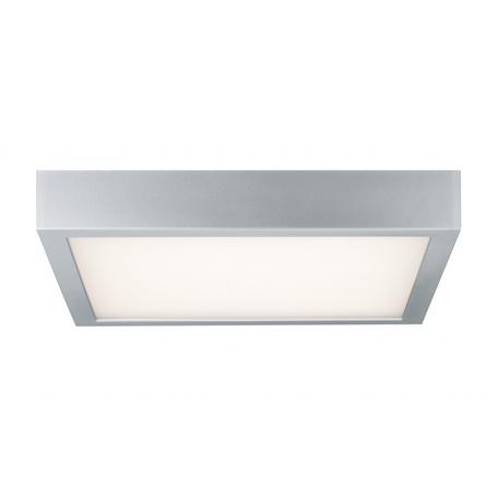 Потолочный светодиодный светильник Paulmann Space 70386, LED 14,5W, матовый хром, пластик