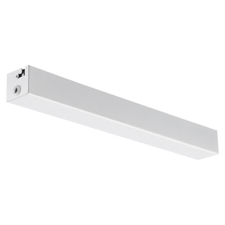 Монтажный короб для блока питания Novotech Flum 135114, белый, металл