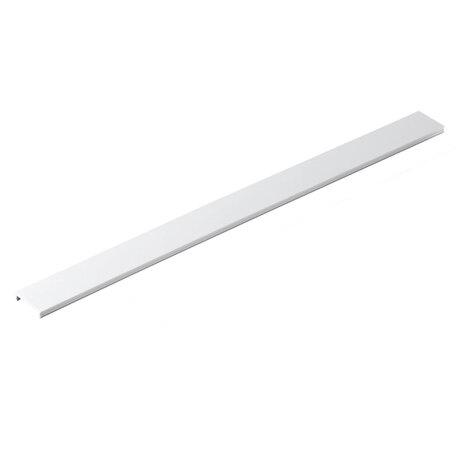 Заглушка безопасности для шинопровода Novotech Flum 135108, белый, пластик