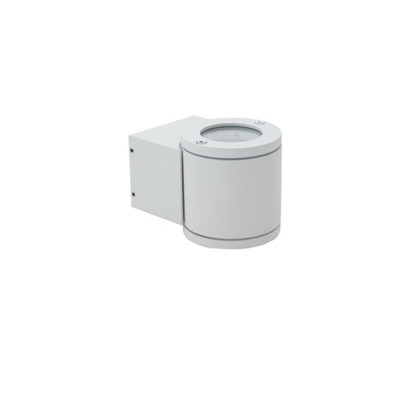 Настенный светильник Denkirs DK9025-WH, IP65, 1xGU10x50W, белый, металл