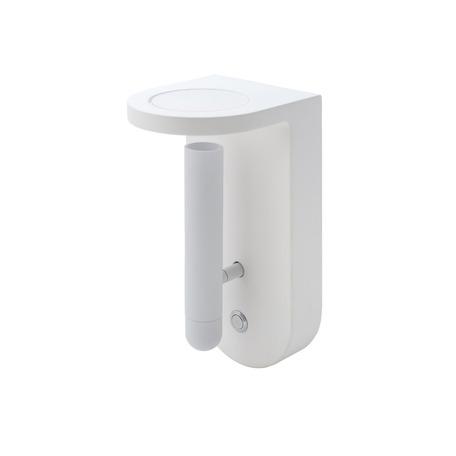 Настенный светильник с регулировкой направления света Denkirs DK5006-GY, 1xGU10x4,2W, белый, гипс, пластик