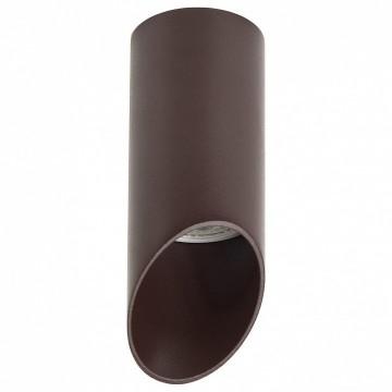 Потолочный светильник Denkirs DK2011-CH, 1xGU10x50W, коричневый, металл