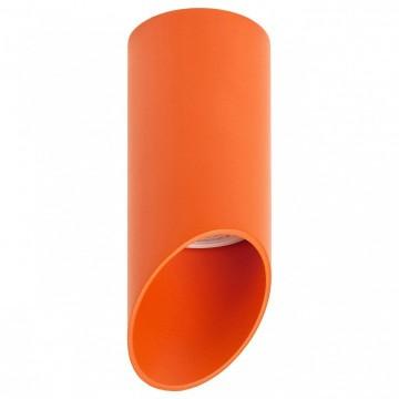 Потолочный светильник Denkirs DK2011-OR, 1xGU10x50W, оранжевый, металл