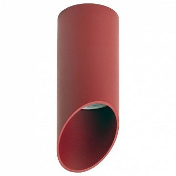 Потолочный светильник Denkirs DK2011-RE, 1xGU10x50W, красный, металл