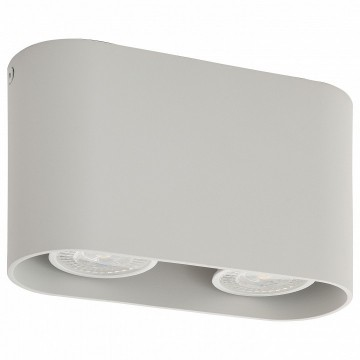 Потолочный светильник Denkirs DK2006-WH, 1xGU10x50W, белый, металл