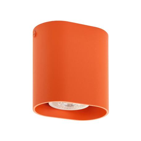 Потолочный светильник Denkirs DK2005-OR, 1xGU10x50W, оранжевый, металл