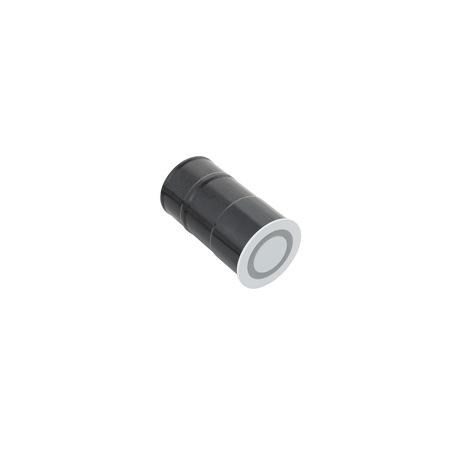 Встраиваемый настенный светодиодный светильник Denkirs DK1015-WH, LED 3W 3000K, белый, металл