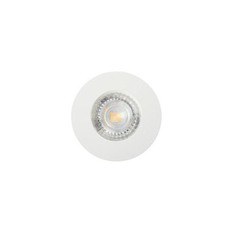Встраиваемый светильник Denkirs DK2030-WH, 1xGU10x50W, белый, металл